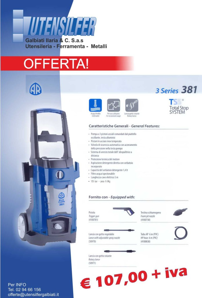 idropulitrice381